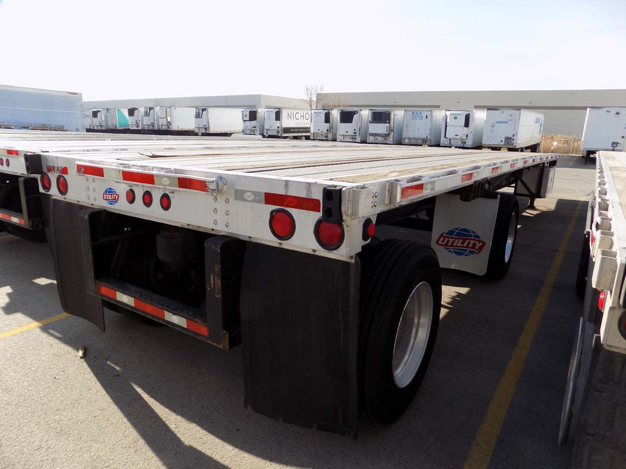 2012 Utility Flatbed