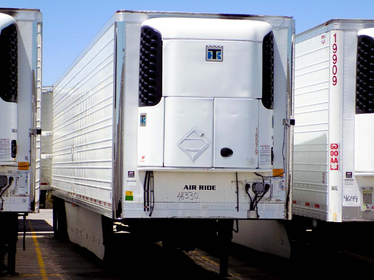 2011 Utility Reefer