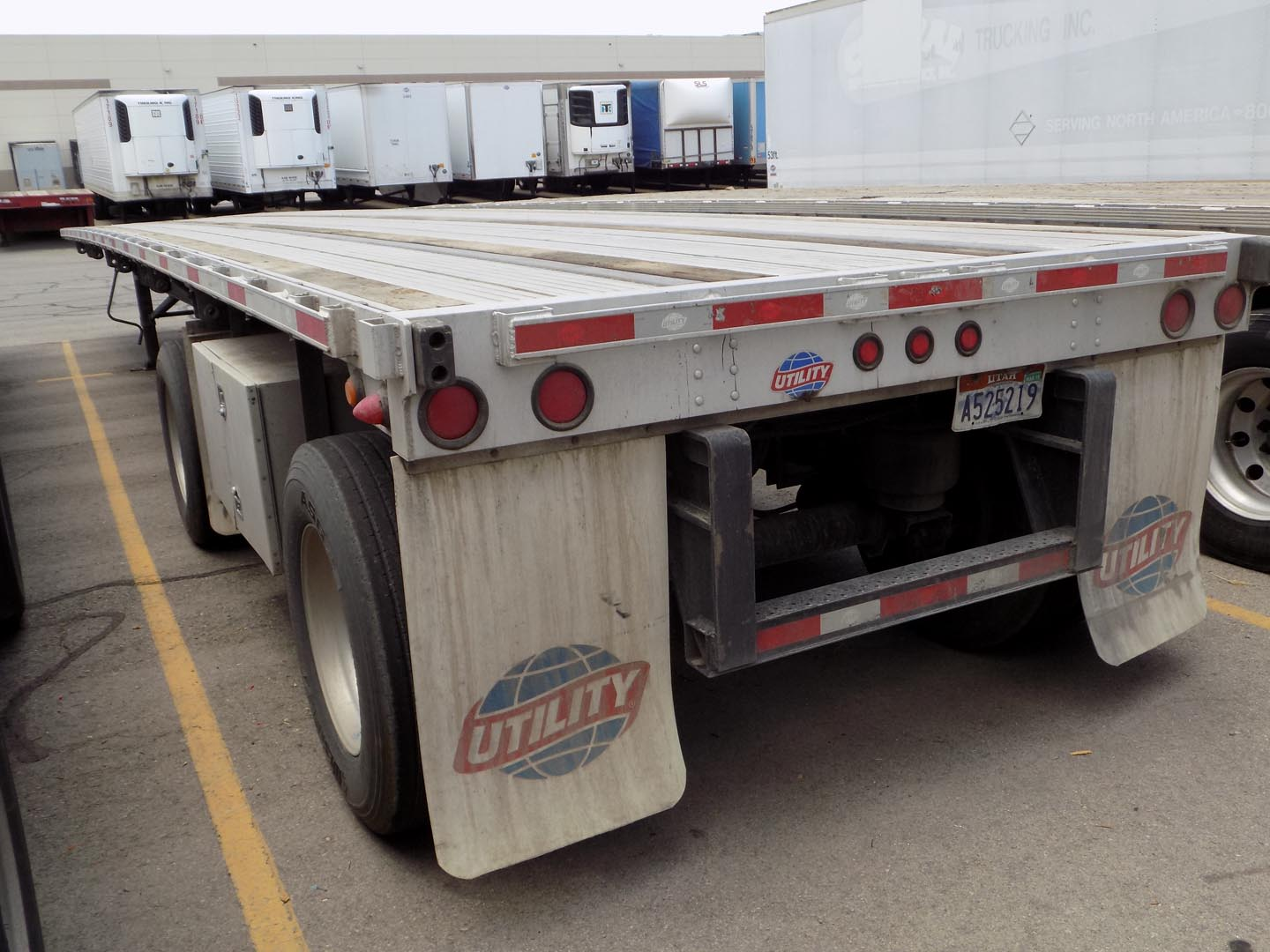 2014 Utility Flatbed