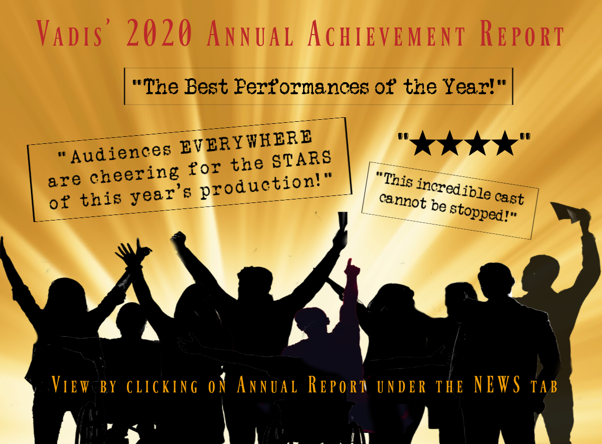 2020 Annual Report is here!